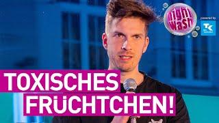 Warum Äpfel hinterhältig sind - Simon Stäblein | NightWash Live powered by Die Techniker