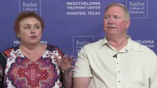 Jerry Bagwell - Mesothelioma Survivor