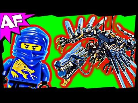 Vidéo LEGO Ninjago 2521 : Le combat du dragon de foudre