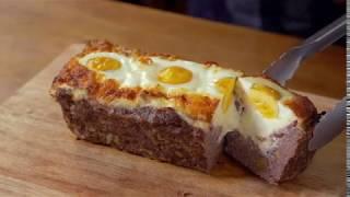 Мясной хлеб. Видео рецепт
