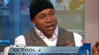 interview de LL Cool J sur NCIS LA et sa carrière
