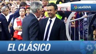Noche mágica en el Bernabéu: Real Madrid (3-1) FC Barcelona - HD