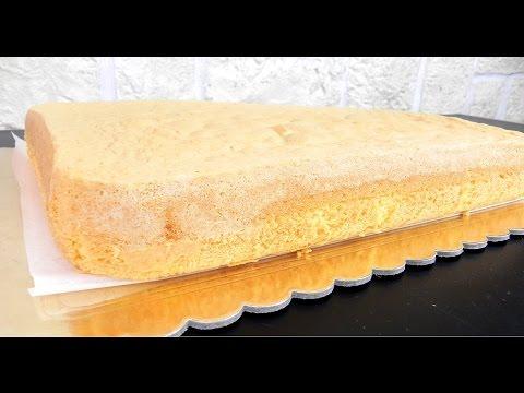 Tutorial - Come fare un pan di spagna sofficissimo