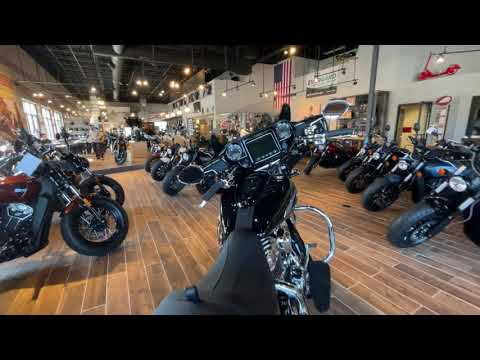 2021 Indian Chieftain® Limited in Muskego, Wisconsin - Video 1