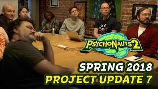 Psychonauts 2 - The Team Behind the Team