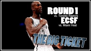 Kevin Garnett Last Playoffs 2014 Offense & Defense Highlights -  the BIG Ticket!