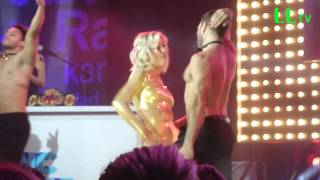 Julianne Hough - I Just Had Sex - Lip Sync Battle Live in Central Park 7/13/15