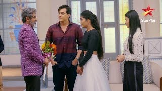 Yeh Rishta Kya Kehlata Hai | Naira feels uncomfortable