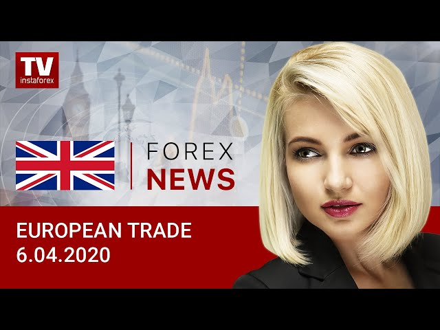06.04.2020: GBP may rise. Outlook for EUR/USD and GBP/USD.