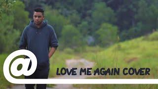 Love Me Again - Official Cover   Arvind Raj x Dev G   PLSTC.CO 2020