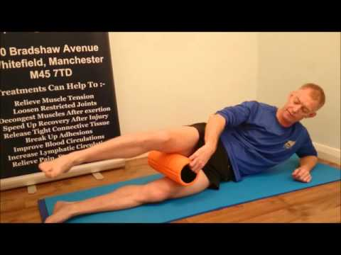 Breaking down adductor adhesions