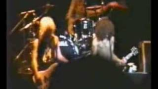 Guns N' Roses Welcome to the Jungle live '88
