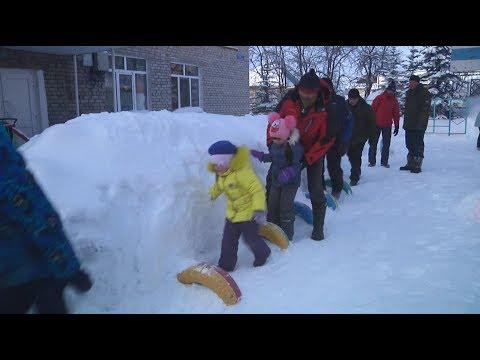 8 февраля в Детском саду №1 прошла игра