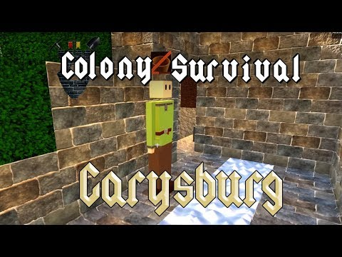 Colony Survival 0.7.0 - #3 -  Streaming Services (Water)