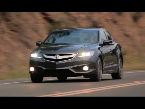 2016 Acura ILX Review - First Drive
