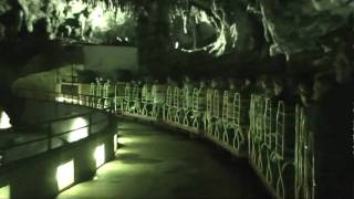 preview picture of video 'Postojna cave railway'