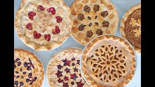 How To Make Beautifully Detailed Pie Crusts