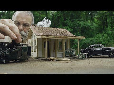 The Man Behind a Mysterious Miniature Town   Short Film Showcase