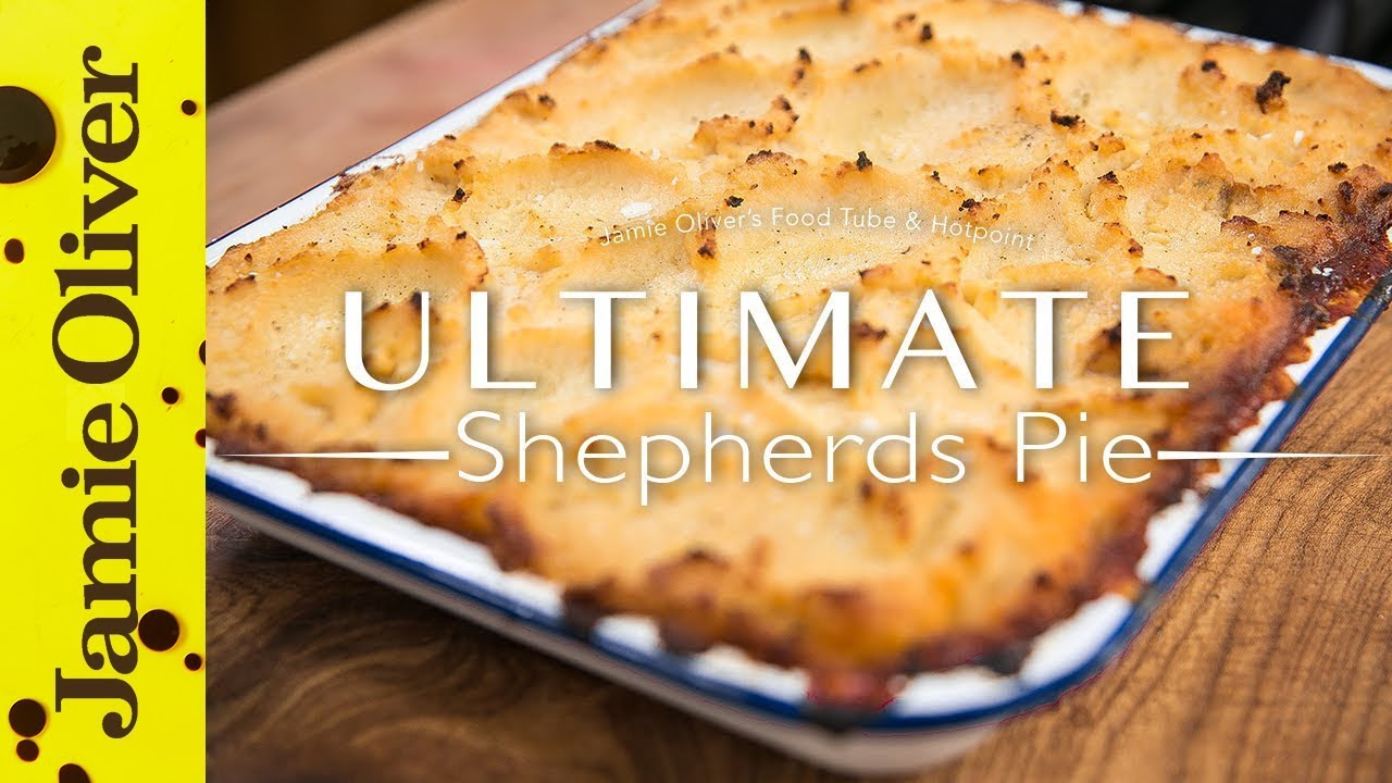 The Ultimate Shepherd's Pie