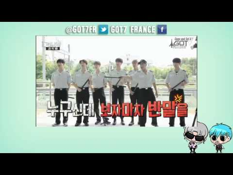 GOT7 CUT -  Running Man EP.316 | 11.09.16  (VOSTFR)