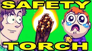 SAFETY TORCH!! - Official Animated Music Video