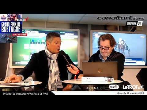 Pierre Vercuysse - Grand Prix de Bretagne 2019 - Le Live Canalturf