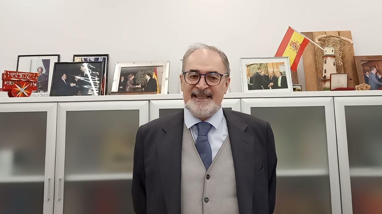 Saludo de Antonio María Ávila, secretario de la Federación de gremios de editores de España
