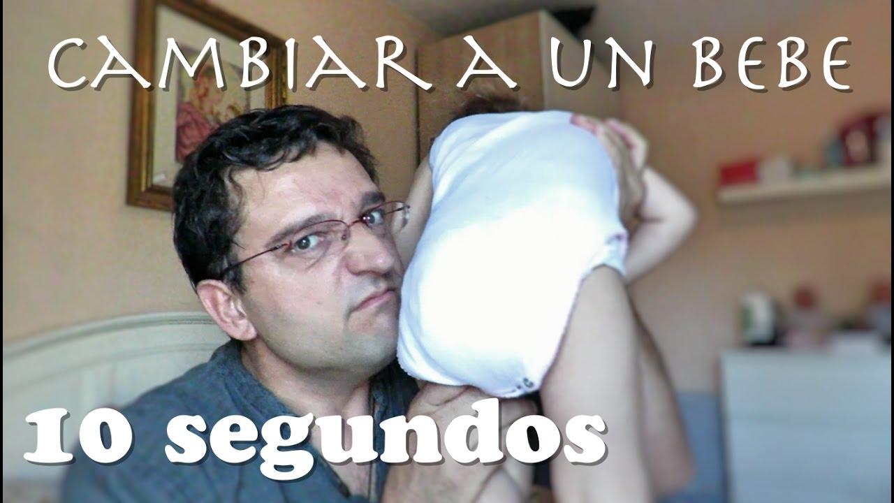 Cambiar a un Bebe en 10 segundos