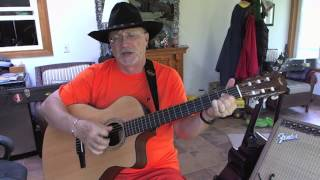 1255 -  I Just Came Home To Count The Memories -  John Anderson cover with guitar chords and lyrics