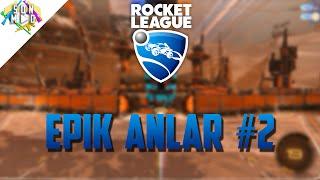 Rocket League - TAKTİK (R.L. Epik Anlar #2)