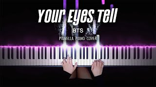 BTS - Your Eyes Tell | Piano Cover by Pianella Piano