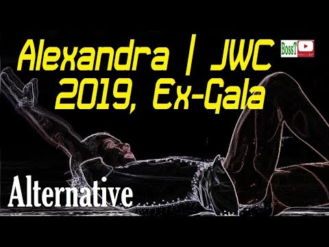 Alexandra TRUSOVA - Ex-Gala, JWC 2019 (Alternative)