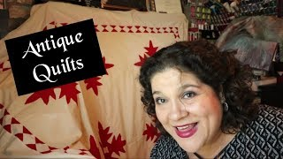 Finding Antique Quilts