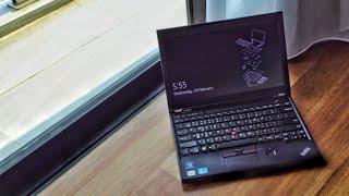 Lenovo ThinkPad X230 Fan Replacement - Heatsink Motherboard