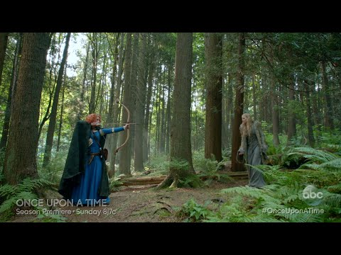 Once Upon a Time 5.01 (Clip 'Emma & Merida Face Off')