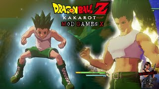 Dragon Ball Z Kakarot MOD- GON FREECSS