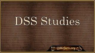 DSS Studies