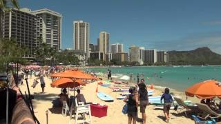 preview picture of video 'Amazing Hawaiian Vacation: Staying in Waikiki, Honolulu, Oaho, Hawaii'