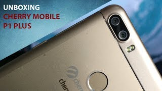 Cherry Mobile Flare P1 Plus Unboxing