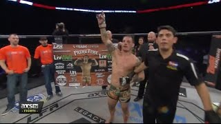 Adam Townsend Pulls Off the Win With Only 7 Seconds Left in the Fight | LFA 5 Highlights