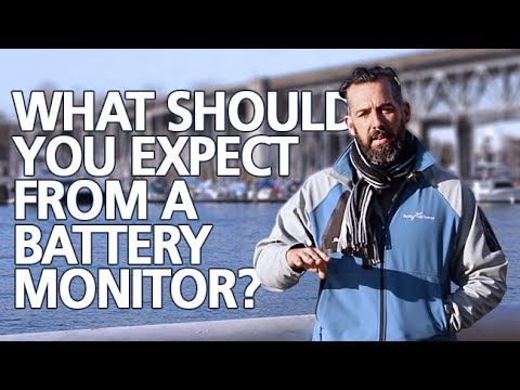 Tips - Benefits of a Battery Monitor