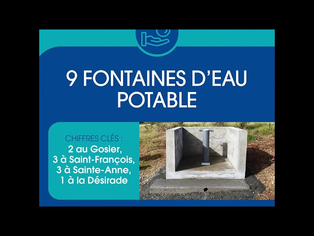 Eau : mesures palliatives de la CARL