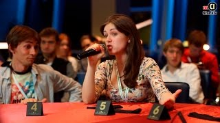 MafiaCl Kharkiv Кубок Слобожанщины 2015 Показательная игра