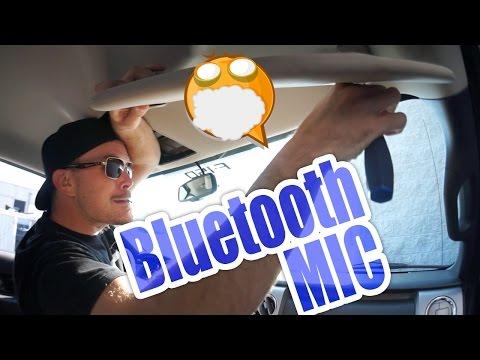 Bluetooth Mic Install