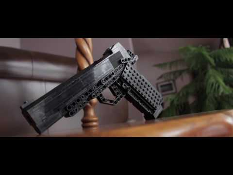 Ldd Lego Colt M1911 Instructions Lolh Shufflebot Video Musicpleer