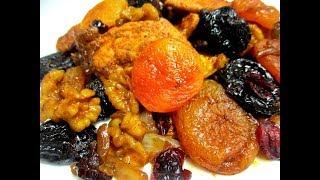 מתכון לחזה עוף צרוב עם פירות יבשים