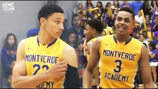 Did you know Sixers star Ben Simmons & D'Angelo Russell was On The Same Team in High School?