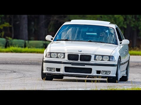 BMW E36 M3 at CMS 09/18/18