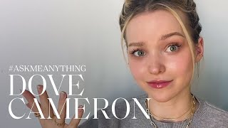 Dove Cameron Is Learning French, Watching ANTM, And Sleeping In Sheet Masks During Quarantine | ELLE