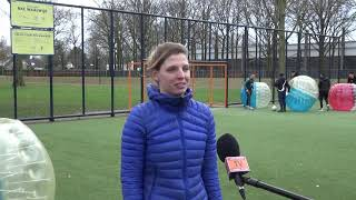 Go fit bubbelvoetbal